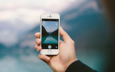 Alerte smartphone pour travailleur isolé